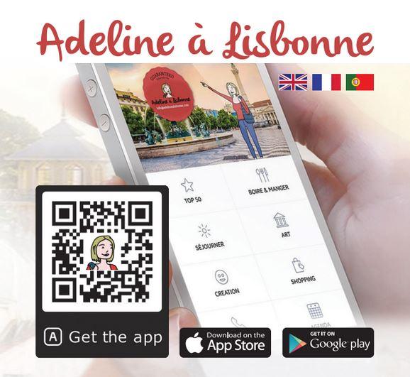 Adeline A Lisbonne APP