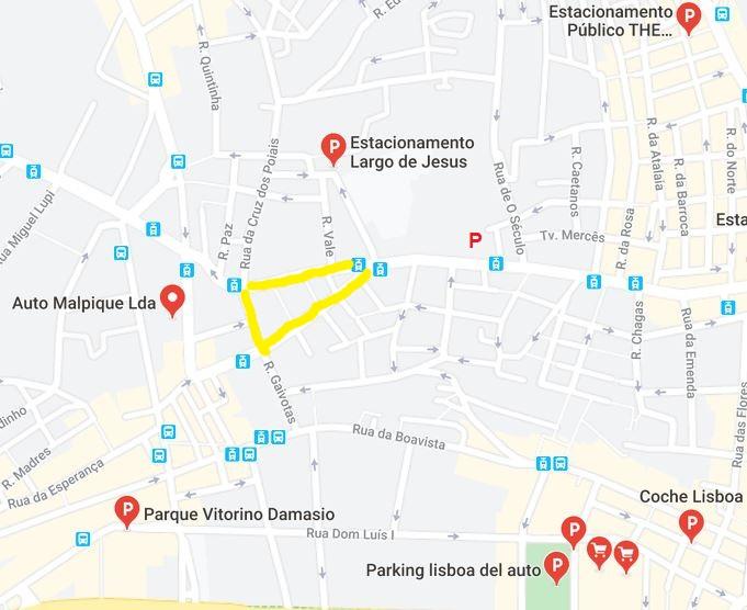 Parking Lisboa